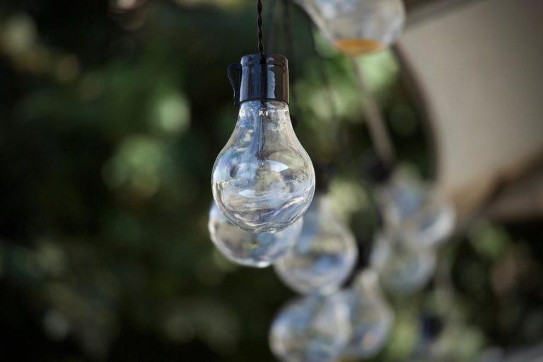 Stylowe lampy do naszego ogrodu