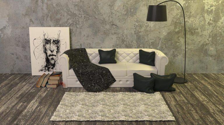 Profesjonalnie wyczyszczone dywany i tapicerka mebli
