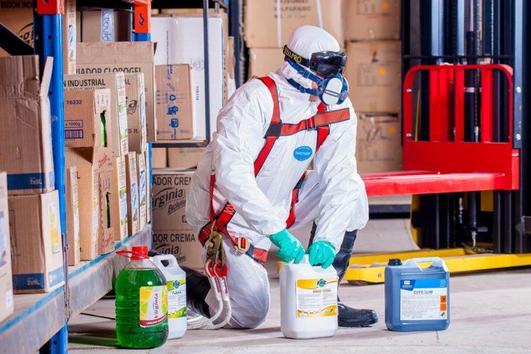 Szkolenie pracowników z zakresu higieny i bezpieczeństwa pracy